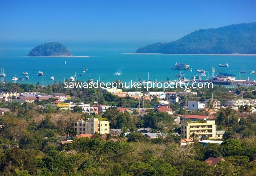 Sea View 2 Rai - 55 Tarang Wah Land For Sale
