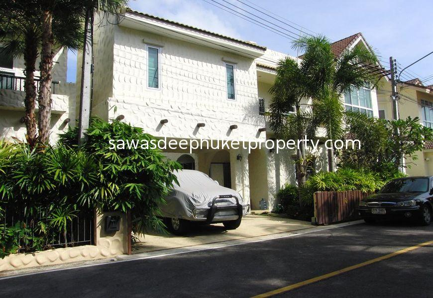 5 Bedroom Pool Villa in Saiyuan Area For Sale