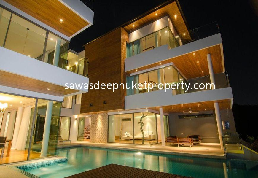 6 Bedroom Pool Villa For Sale