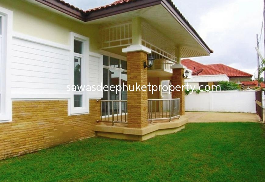 3 Bedroom Pool Villa For Sale  (HOT DEAL)