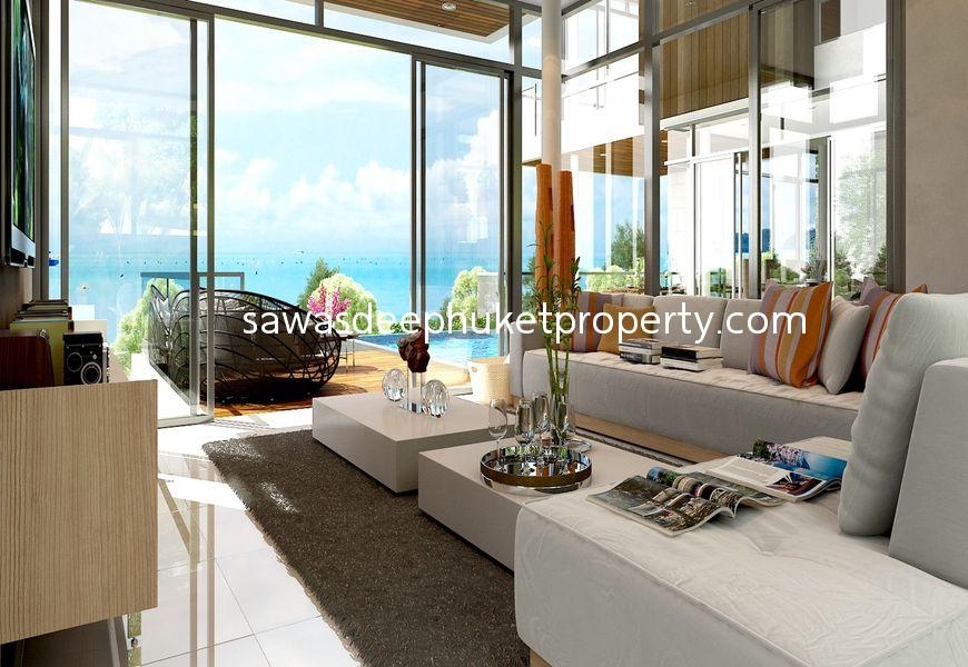 Sea view 4 Bedroom Pool Villa For sale