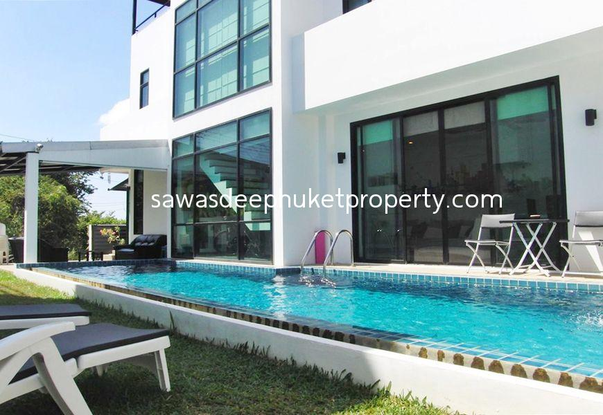 3 Bedroom Pool Villa For Sale