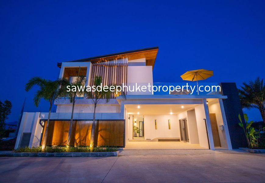 Brand New 3 Bedroom Pool Villa For Sale